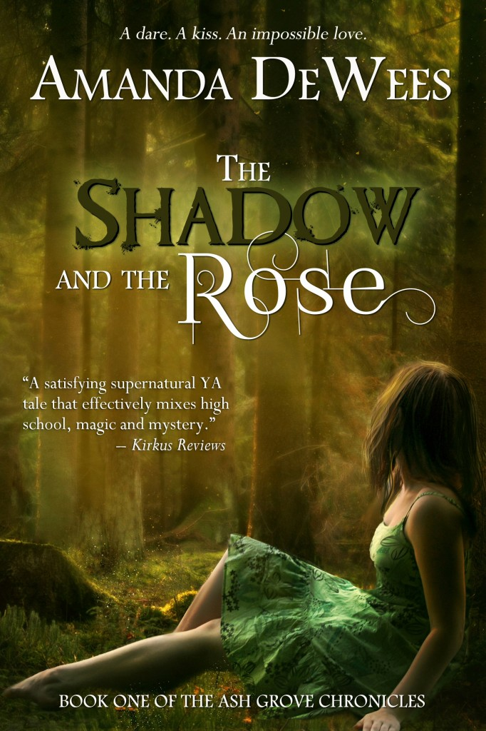 The Shadow and the Rose ebook cover