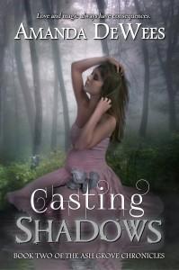 Casting Shadows ebook cover
