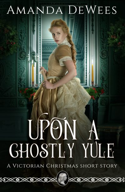 Upon a ghostly yule ebook cover